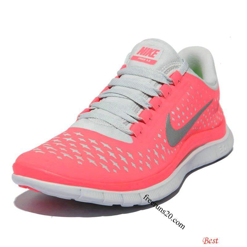 designer fashion aa962 6cac5 Nike Free 2013 3.0 V4 Hot Punch Reflective Silver Pure Platinum 511495 600