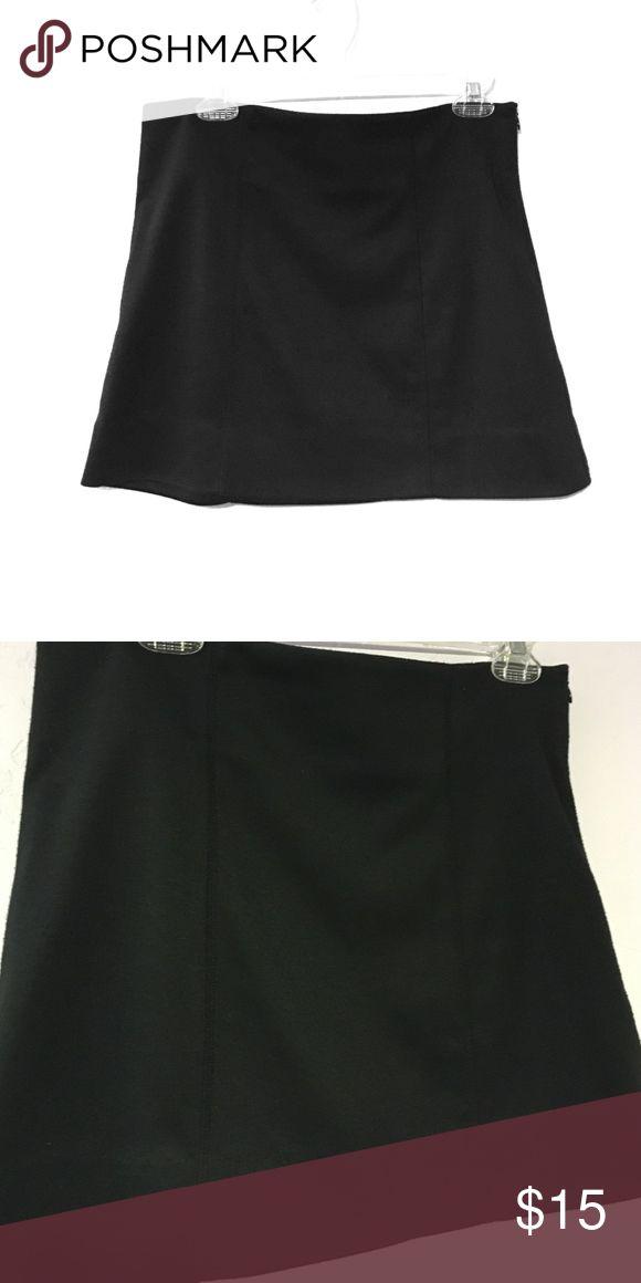 Selling this Black soft cotton mini skirt on Poshmark! My username is: katiebat. #shopmycloset #poshmark #fashion #shopping #style #forsale #Forever 21 #Dresses & Skirts