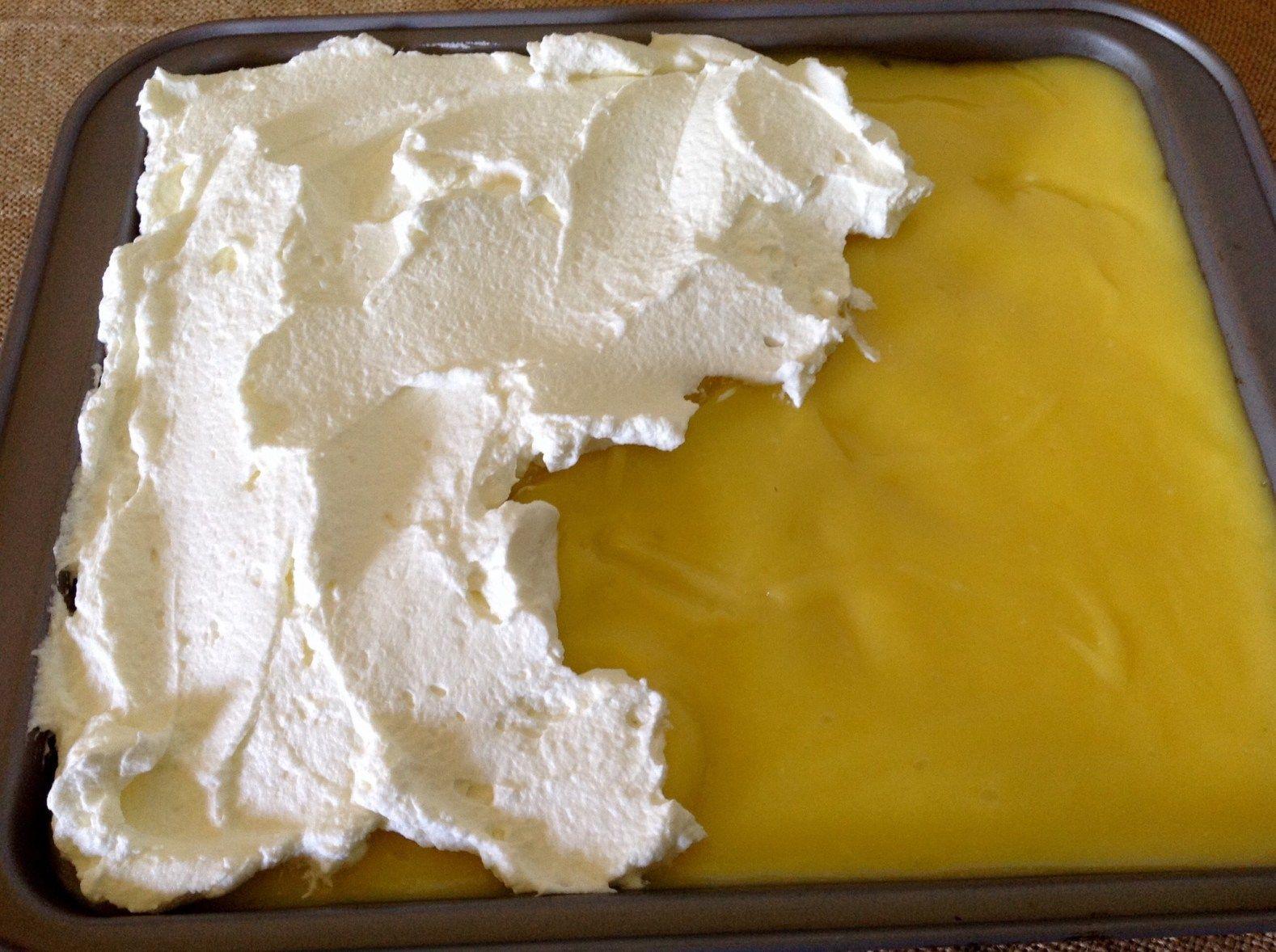 Zitronenschnitten Ein Fruchtiger Sommergenuss Backen Kuchen