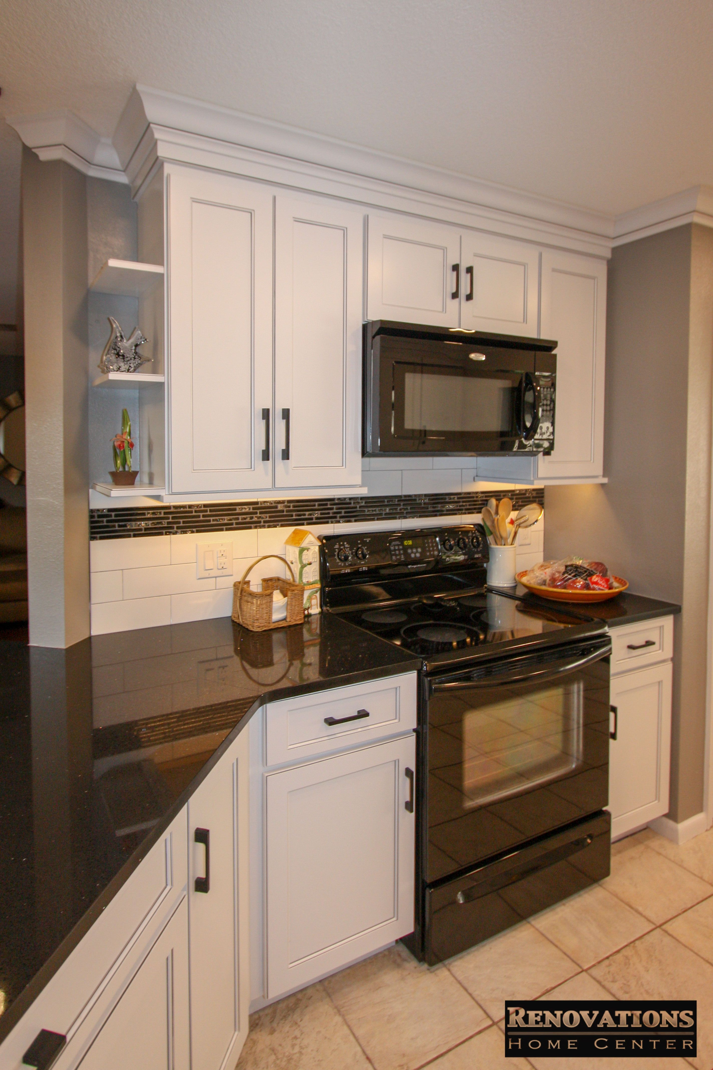 Full Kitchen Renovation For Our Client In Palm Harbor We Replaced