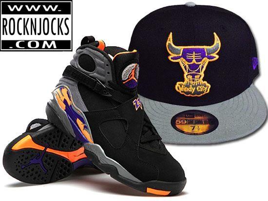 New Fitteds   ROCK-N-JOCKS  Custom NEW ERA x NBA「Chicago Bulls」59Fifty  Fitted Cap 0661cf5bd539