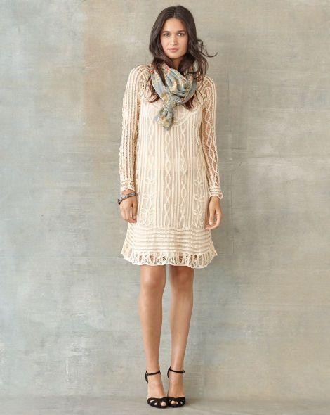 Marin Lace Dress - RRL Short Dresses - RalphLauren.com