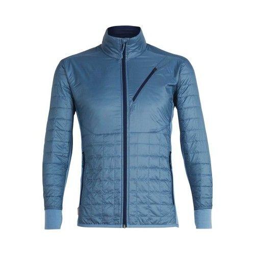 Icebreaker Helix Long Sleeve Zip Jacket | Jackets, Jacket