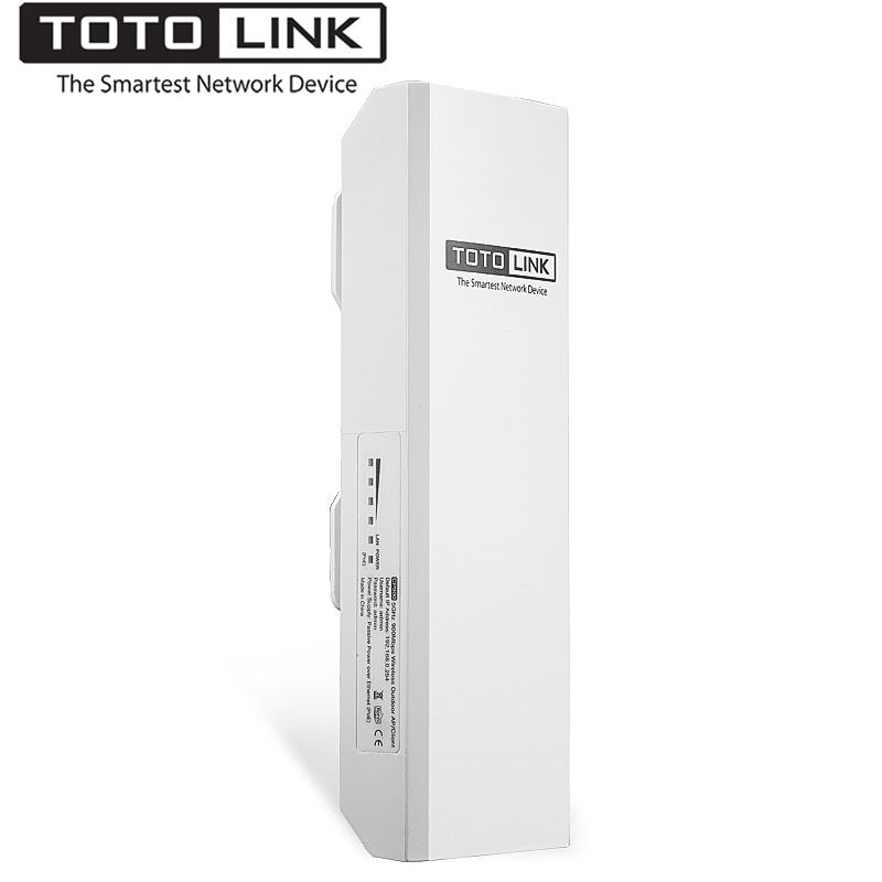 TOTOLINK CP900 15KM 5GHz 867Mbps POE Wireless Outdoor AP/ Client