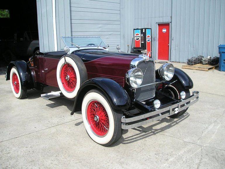 1928 Stutz Bearcat Convertible Cars For Sale Antique Cars Sale