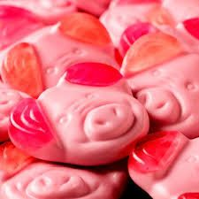 1 petit cochon, 2 petits cochons, 3 petits cohons...