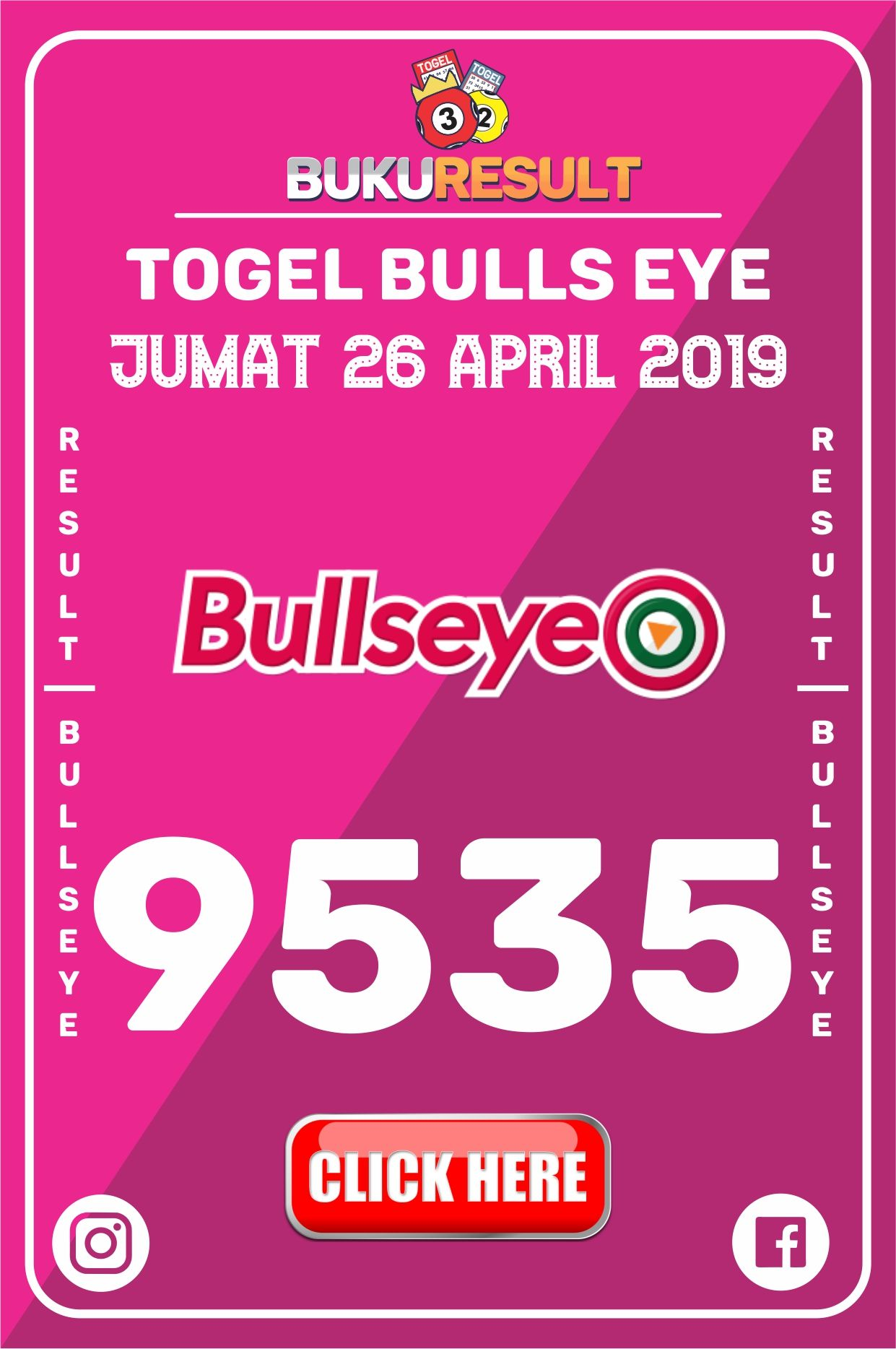 Data Pengeluaran Bullseye Hari Ini Keluaran Togel Bulls Eye Hari