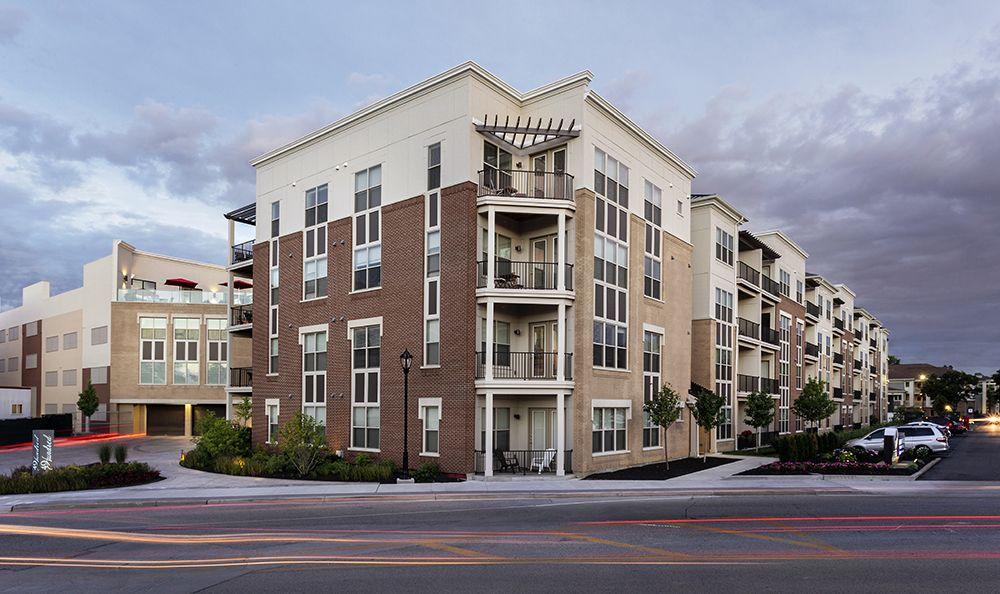 Building Exteriors Building Exterior Apartments For Rent Apartment