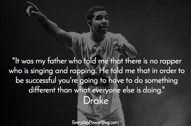 Drake Success Quotes Picswe