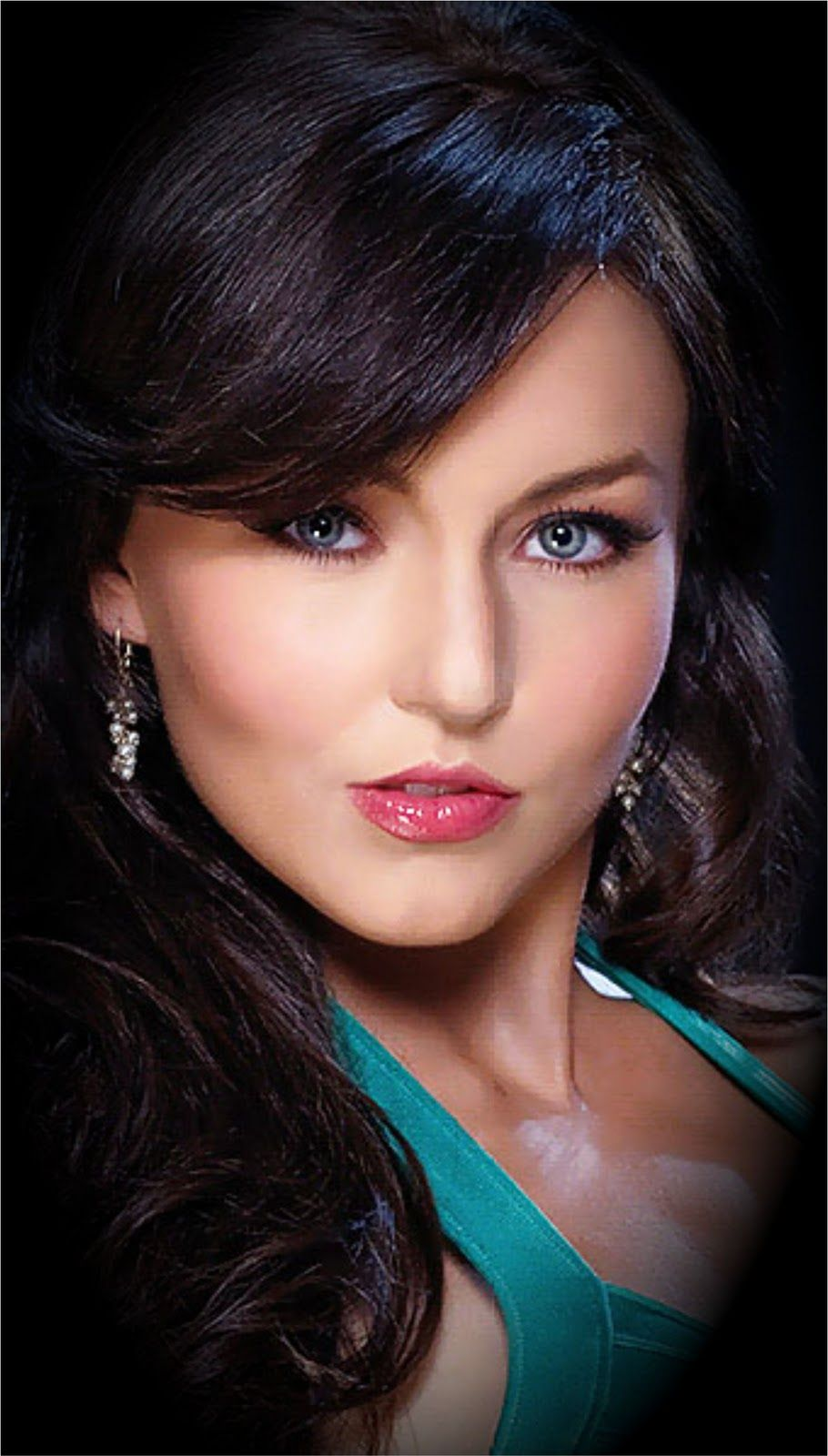 Angelique Boyer X angelique boyer | beautiful eyes, beauty, hair