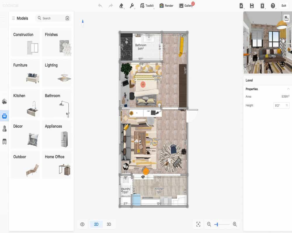 27 Best Online Home Interior Design Software Programs Free Paid In 2020 In 2020 Interior Design Software Software Design Kitchen Design Software