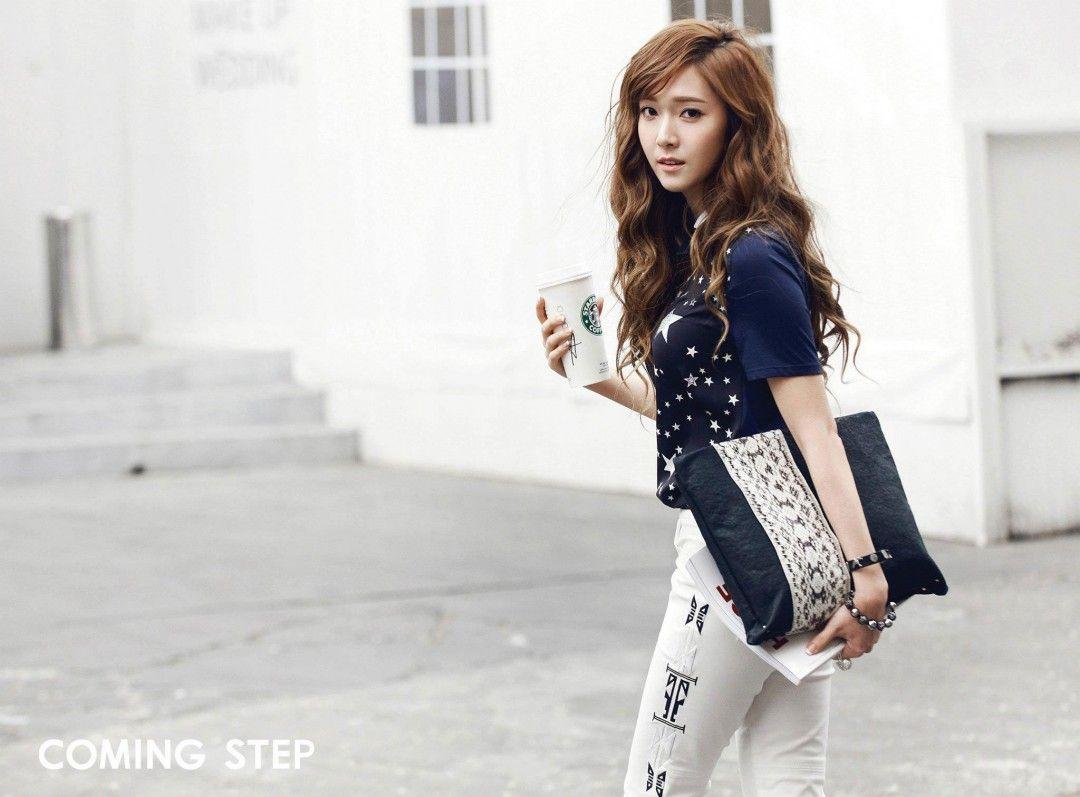 Jessica Snsd Fashion Style Korean Fashion Pinterest Snsd Korean Fashion And Fashion
