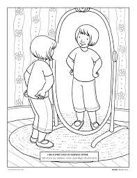 Image Result For My Heavenly Father Has A Body Lds Coloring