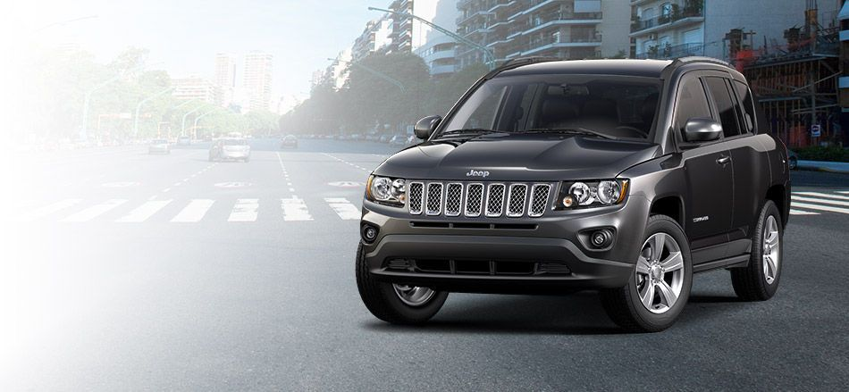 2015 Jeep Compass Stylish Fuel Efficient SUV Fuel