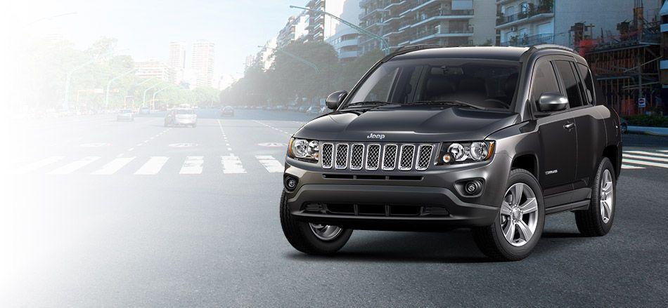 2015 Jeep Compass Stylish Fuel Efficient SUV Fuel