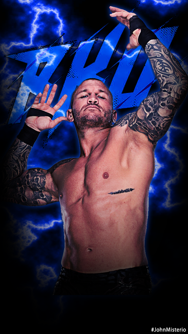 Randy Orton Randy Orton Wwe Randy Orton Tattoo Randy Orton Rko