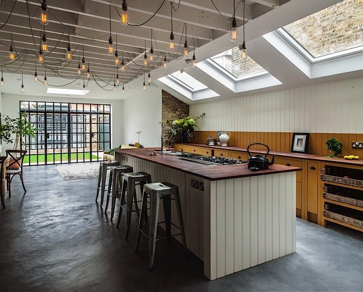 Kitchen of the Week: Stardust in Northwest London | Casa campo ...