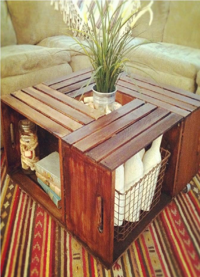 Diy Pallet Furniture Living Room Shelves