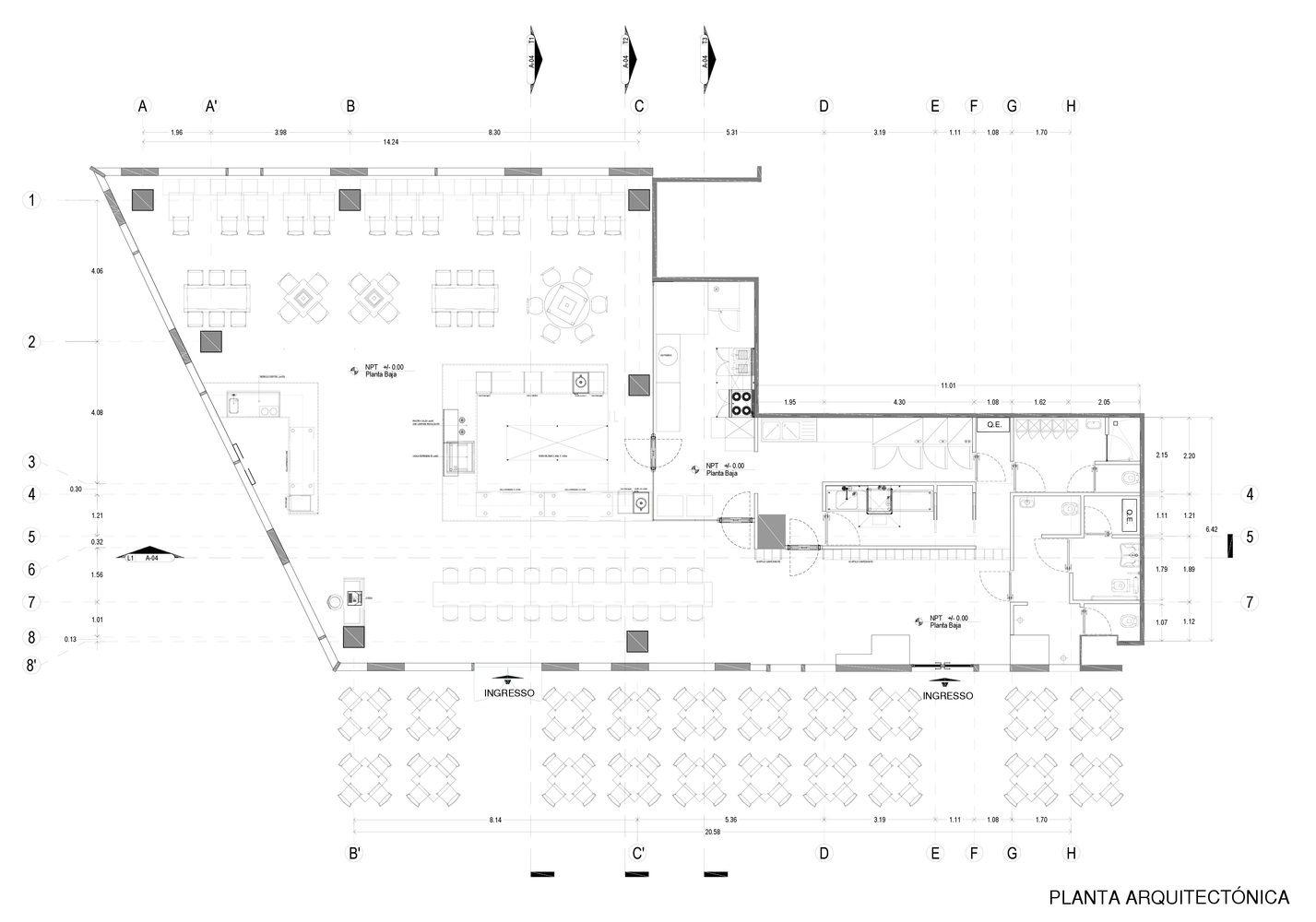 Gallery of Bésame Mucho Milan / Ricardo Casas Design - 20