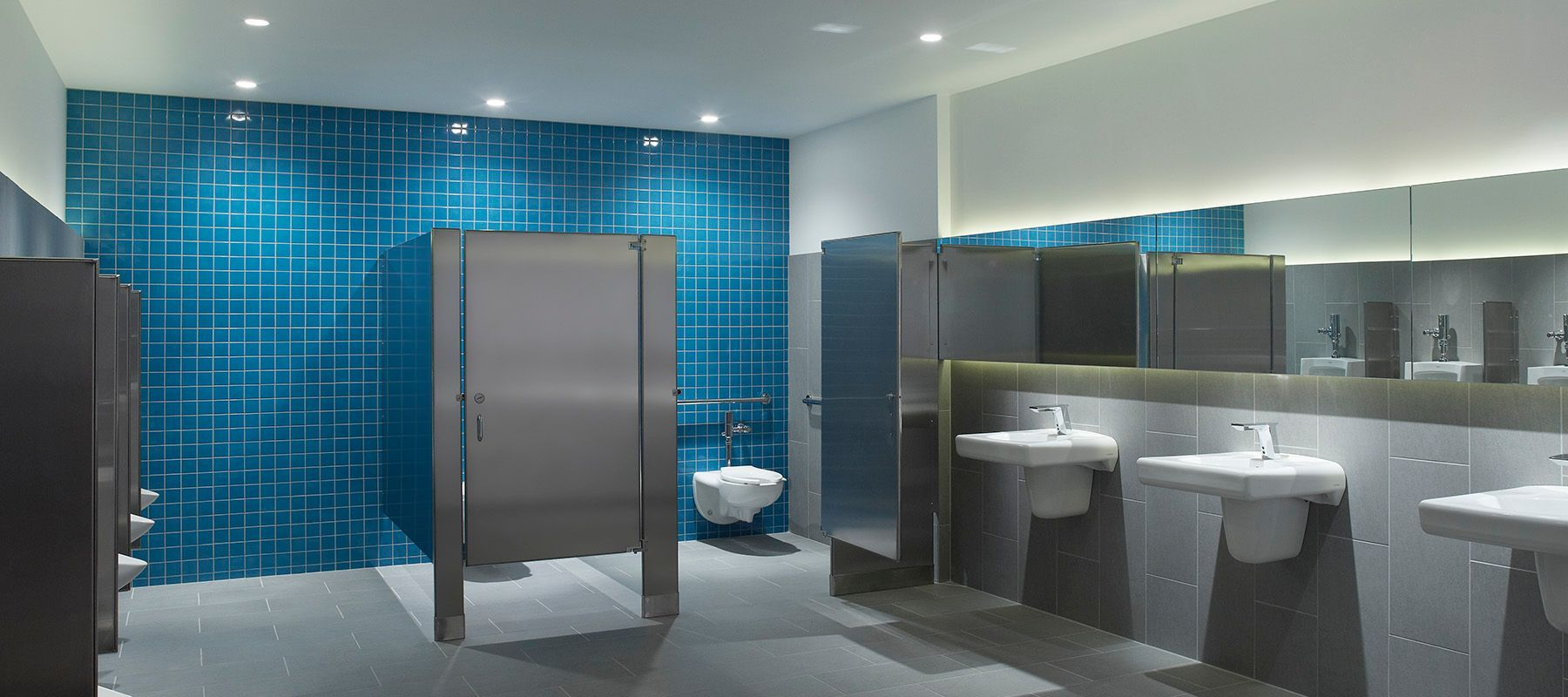 Commercial Bathroom Design Ideas Commercial Bathroom  Bathroom  Kohler  Arc 211 666  Design And