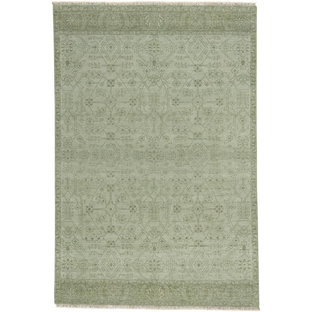 Biltmore Barrier Thyme (Green) 9 ft. 6 in. x 13 ft. 6 in. Area Rug
