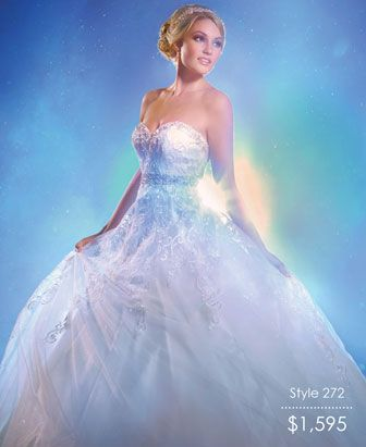 Disney Fairy Tale Weddings Style 272 | wedding stuff et. al ...