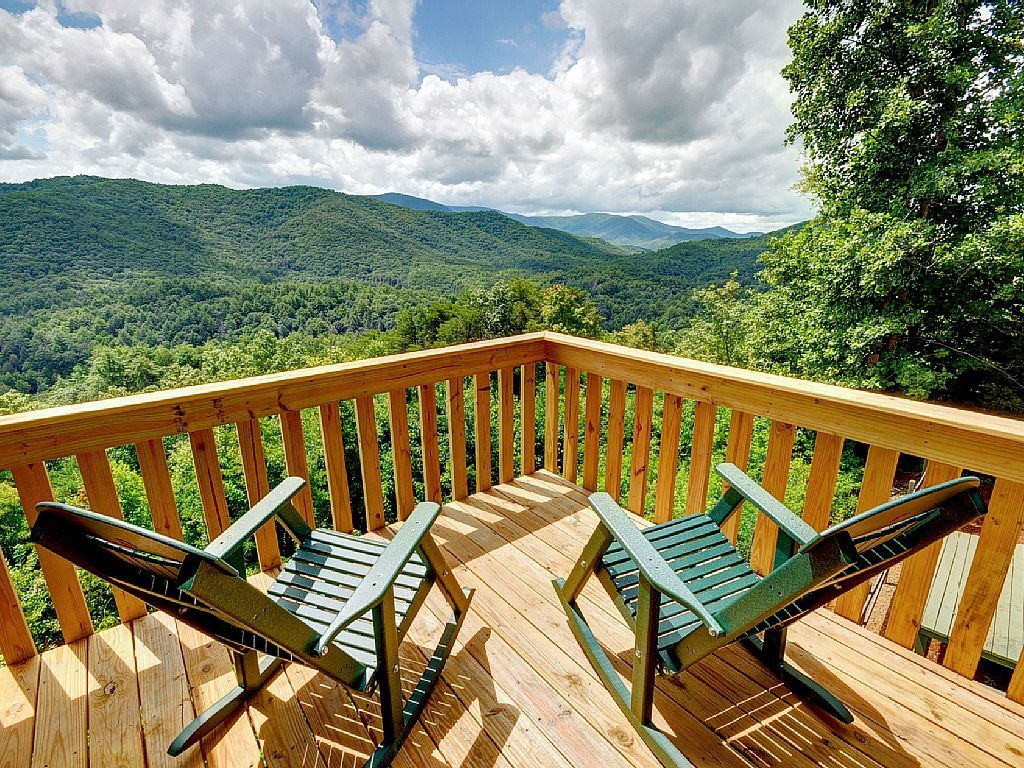 Blue Ridge Cabin Rental: Amazing Mountain Views, Best In Blue Ridge! Hot  Tub, Secluded, Pets Ok, Wifi