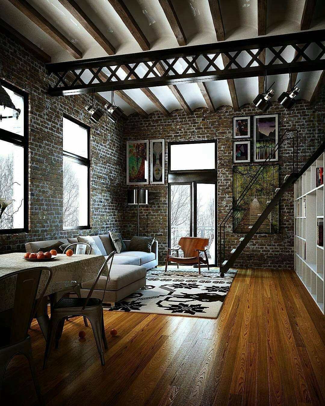 archatlas:  Loft Style by Vaz da Silva Rodrigo