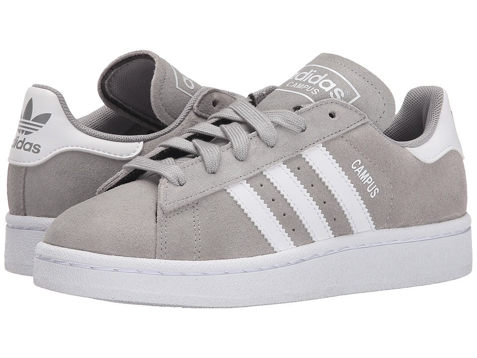 045d77f40ca Light grey Adidas sneakers | Shoes and Accessories | Adidas sneakers ...