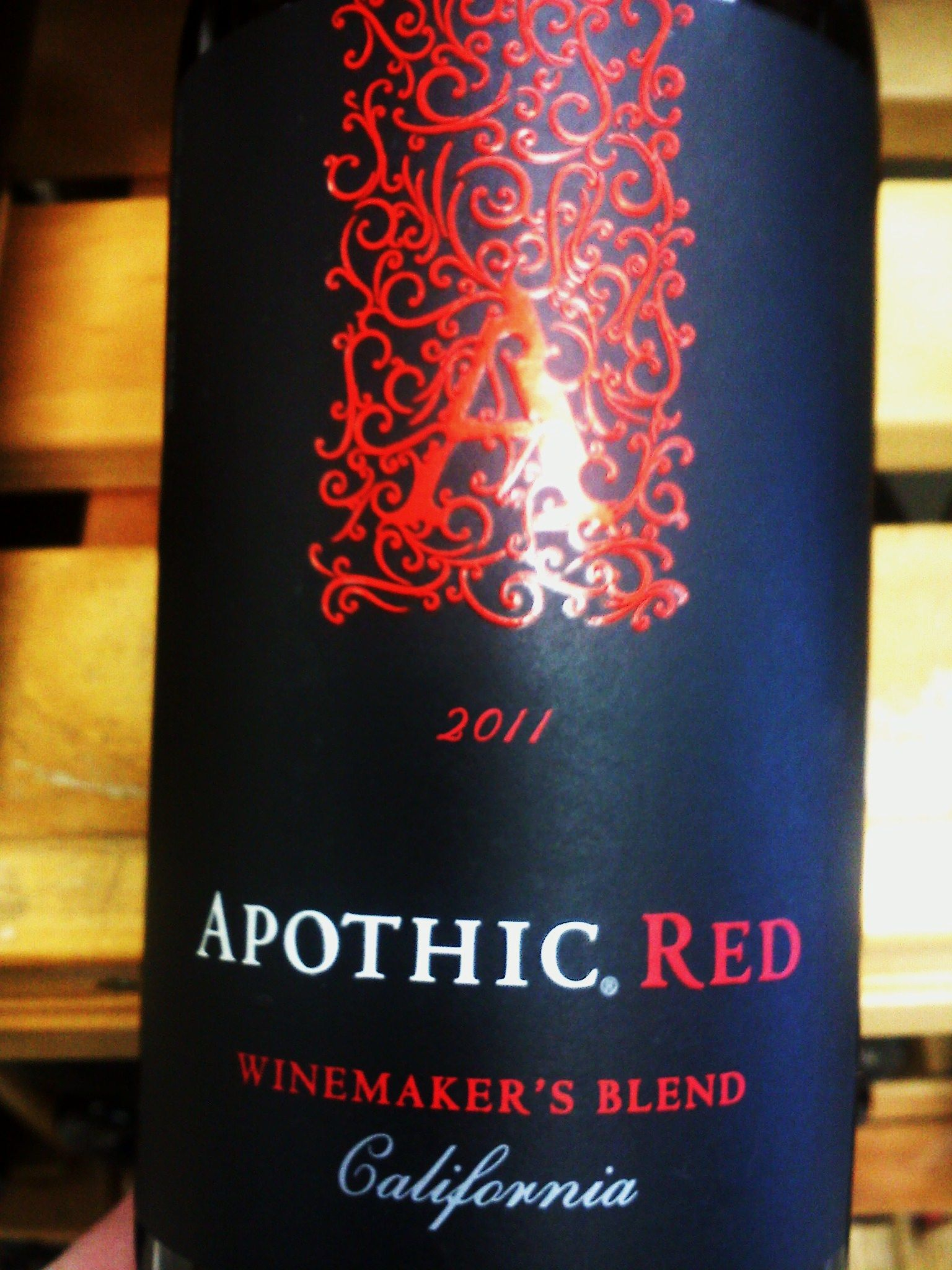 Always A Good Go To Wine Apothic Red Wine Love It And The Price Point Is Great As Well Wine And Beer Red Wine Winemaking