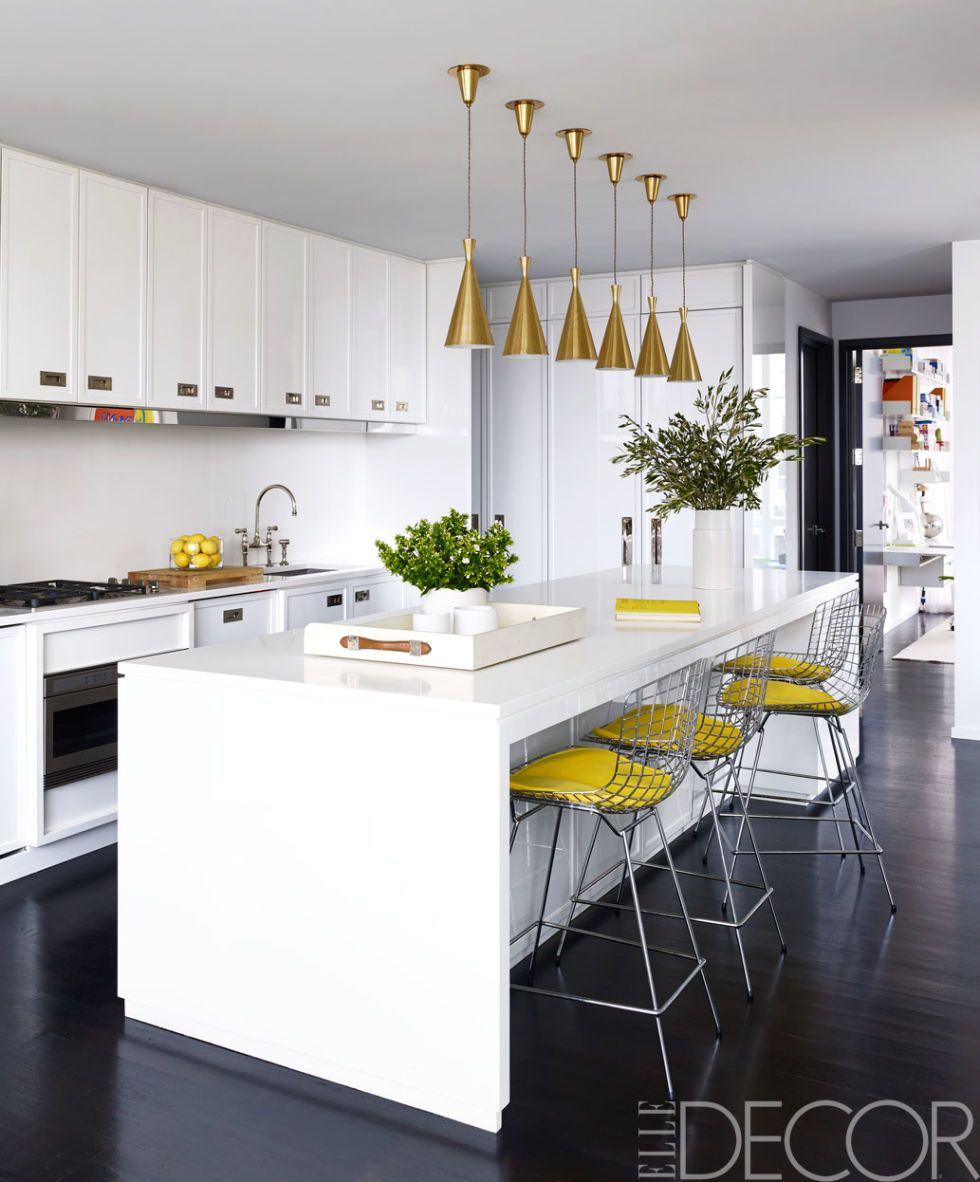 25 Of The Most Stylish Rooms Of 2015 | Kitchens, Upper east side and ...