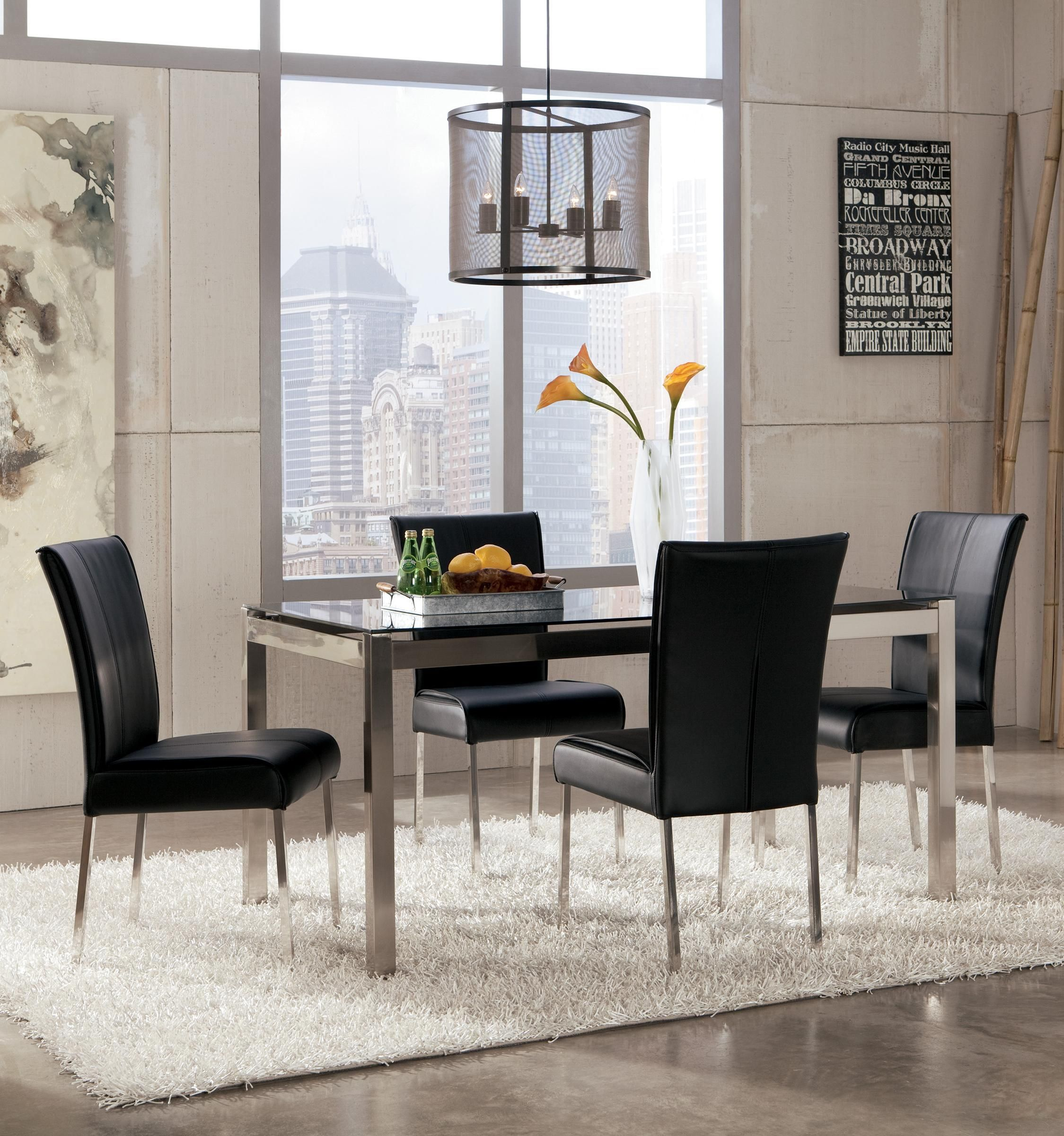 Baraga 5-Piece Table Set by Signature Design by Ashley | My Home, My ...