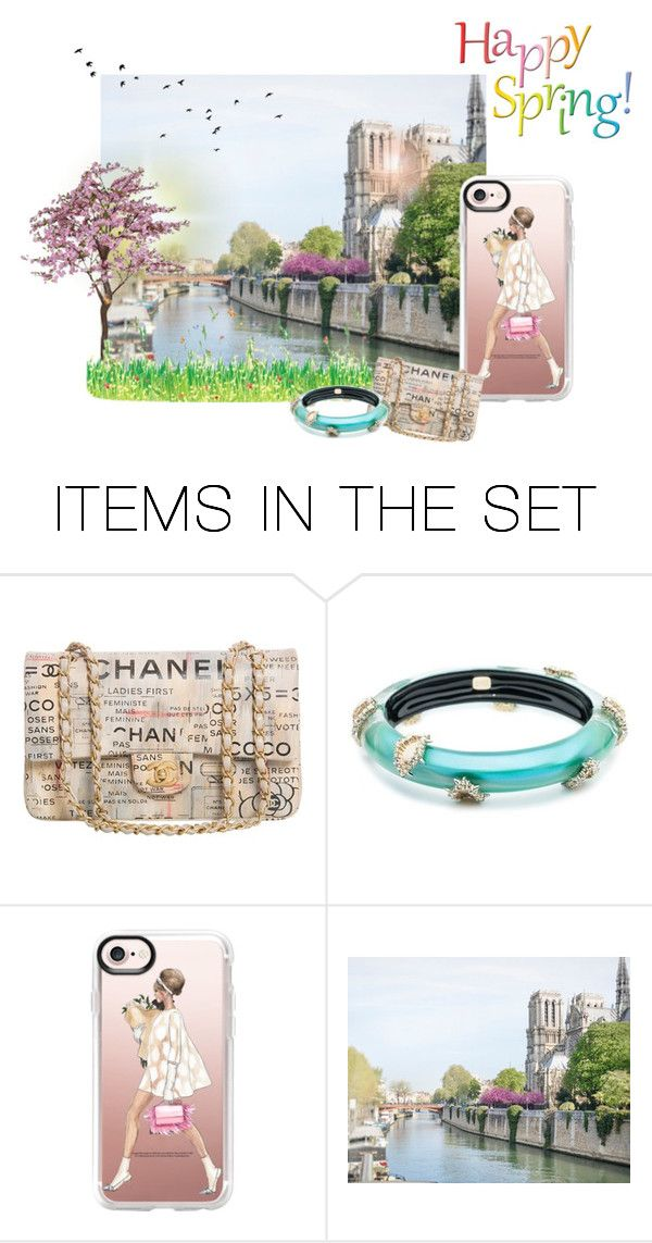 """""""1299. Happy spring"""" by juliette23 ❤ liked on Polyvore featuring art"""