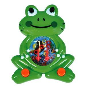 Handheld Water Game - Frog