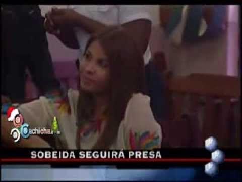 "Sobeida Félix Morel no va a comer ""puerco asao"" fuera de prisión este año #Video - Cachicha.com"