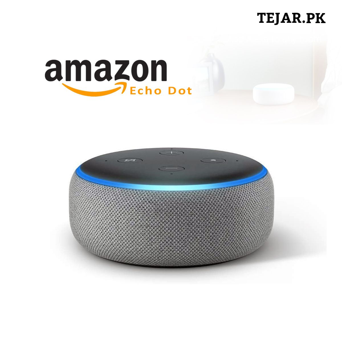 Amazon Echo Dot 3rd Generation Smart Speaker With Alexa Amazon
