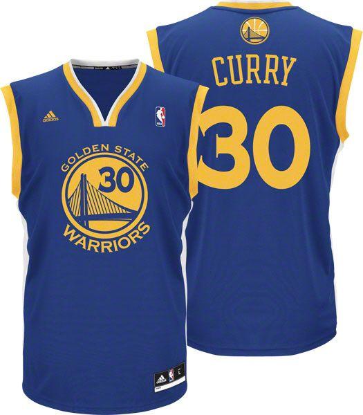the best attitude da6c4 f8745 Stephen Curry Golden State Warriors away jersey | From Birf ...