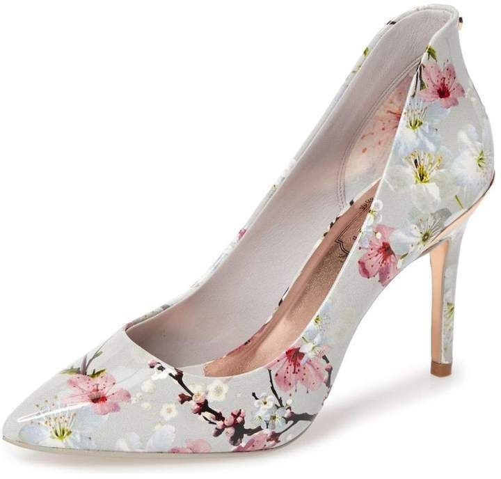 Savei Floral Pump   Ted baker shoes
