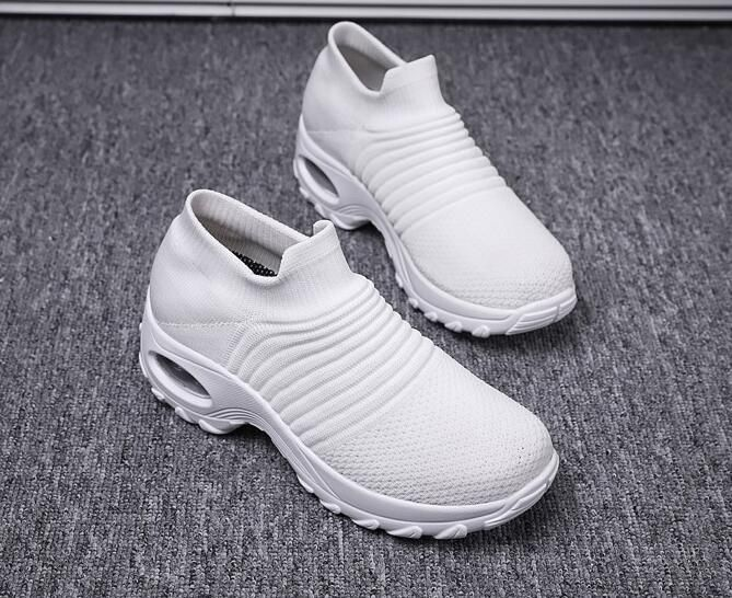Women Breathable Sport Shoes Casual Sneakers Comfortable