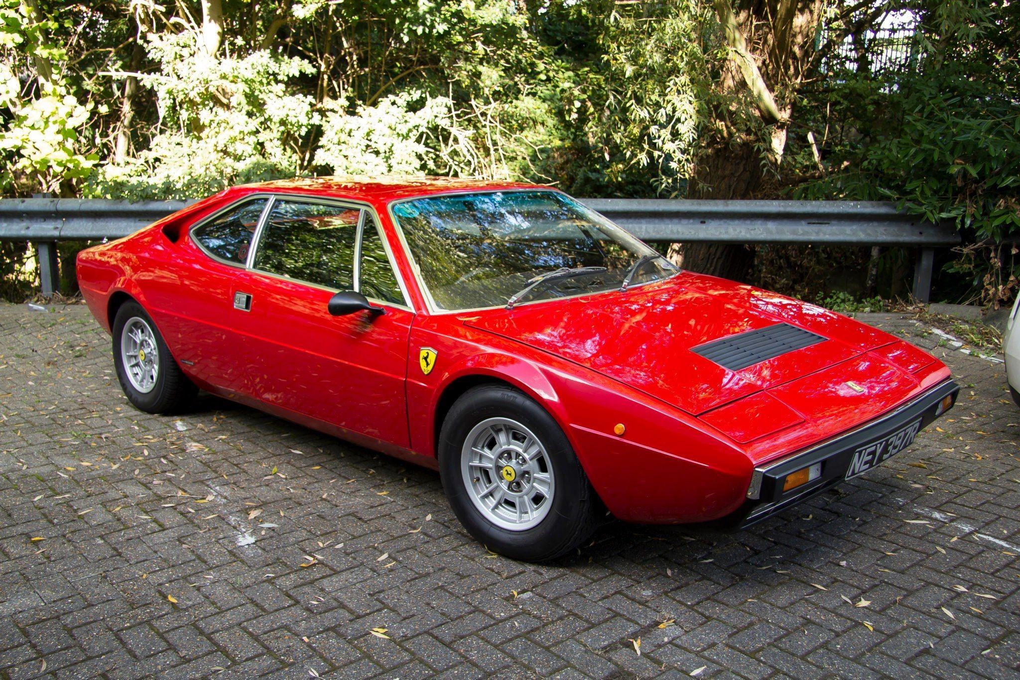Ferrari Dino 308 Gt4 A Fun Car To Drive Classic Cars