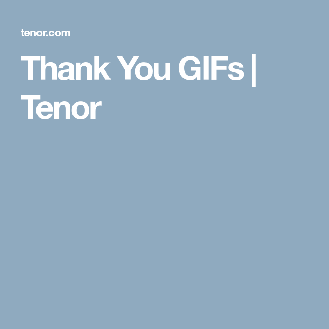 Thank You GIFs | Tenor | GIFS | Thank you gifs, Animation