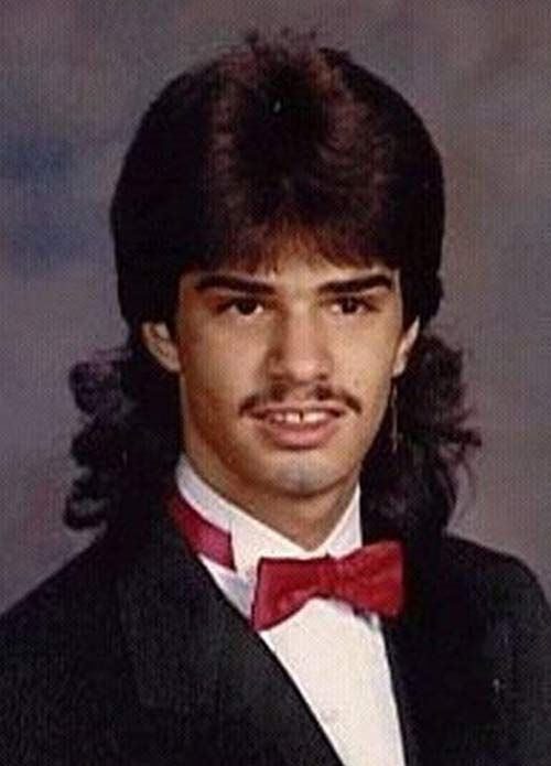 Pin On Mullets
