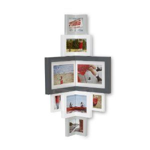 Corner Photo Frames corner collage picture frame, how clever,umbra empire on