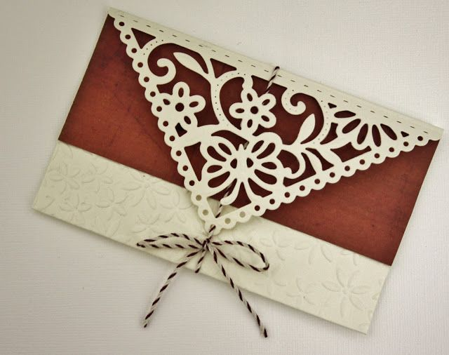 Hope and Chances: Pretty Envelope