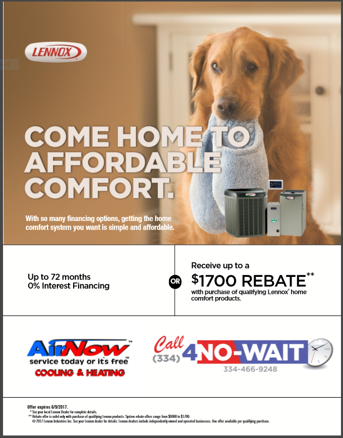 Hvac In Montgomery Al Heating And Cooling Hvac Repair System
