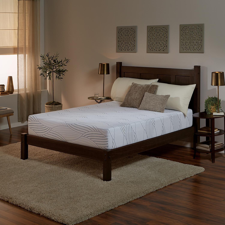 Serta Sleep Excellence Avesta II Firm Queen Mattress