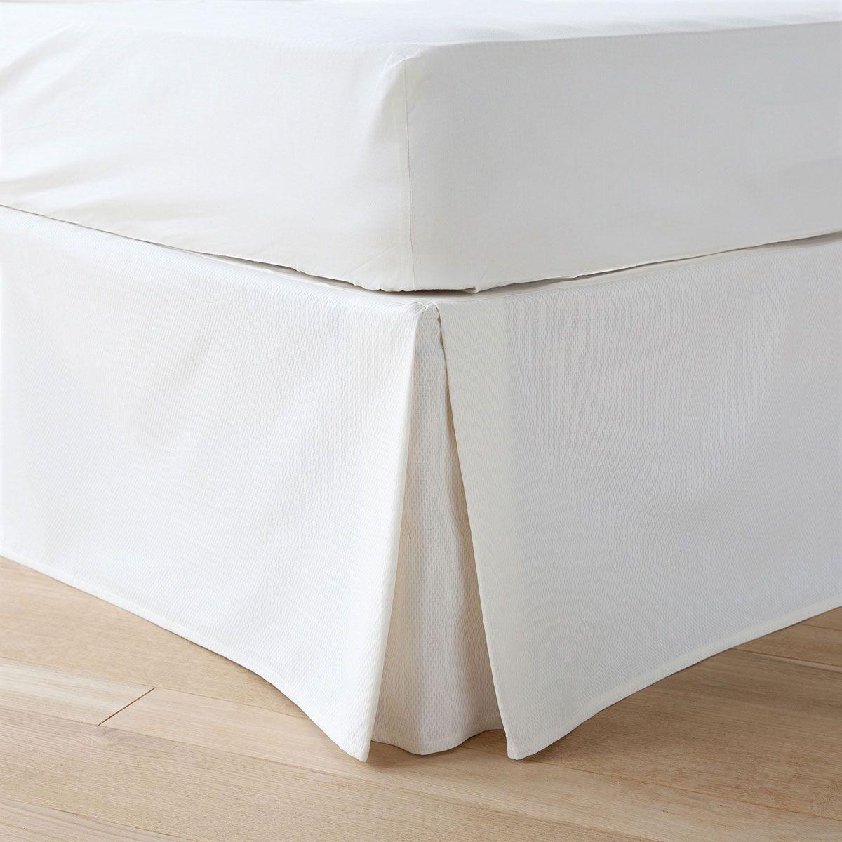 Image 1 Du Produit Cache Sommier Coton Pique Bed Bed Base Cover Zara Home