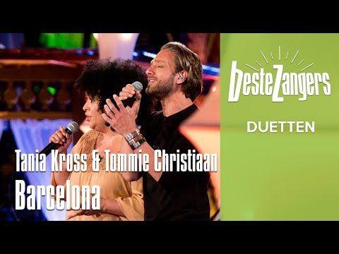 Tania Kross Tommie Christiaan Barcelona Beste Zangers