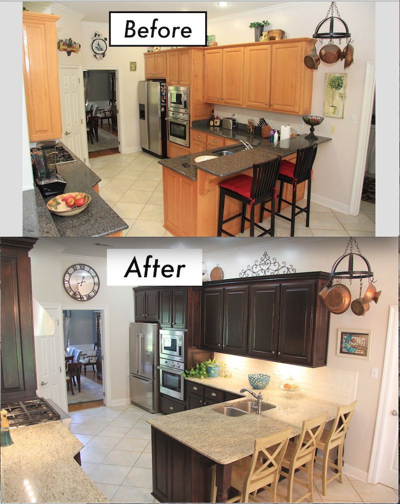 From Tuscan to Transitional---using General Finishes Java ...