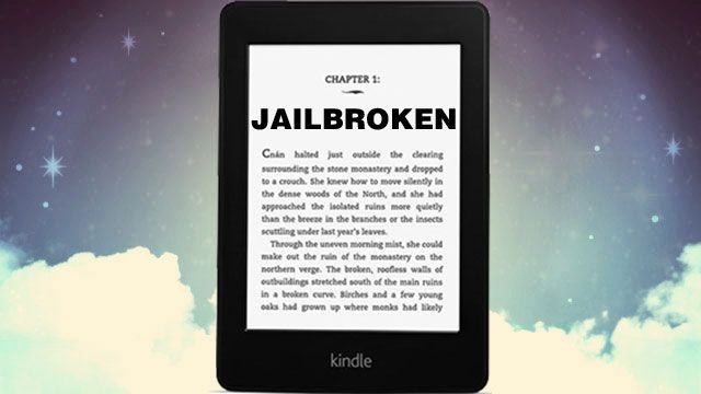 How to Jailbreak Kindle Paperwhite 2/3 and Kindle Voyage 5 6